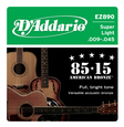 D-Addario EZ-890 струны для акуст. гитары, бронза 85 / 15, Super Light 9-45